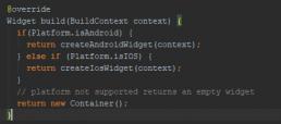 google-flutter-sample code